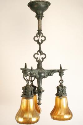 bronze-gothic-style-fixture