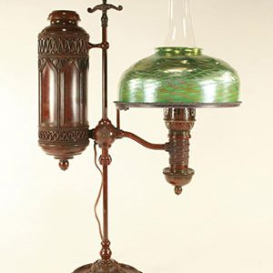 Favrile Lamps