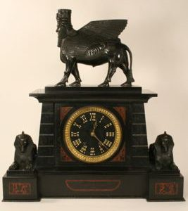 egyptian-clock