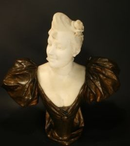 marble-bronze-bust